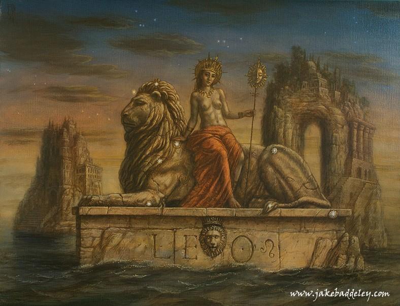 Leo - oil on canvas - 90 x 70 cm - 2014 - available